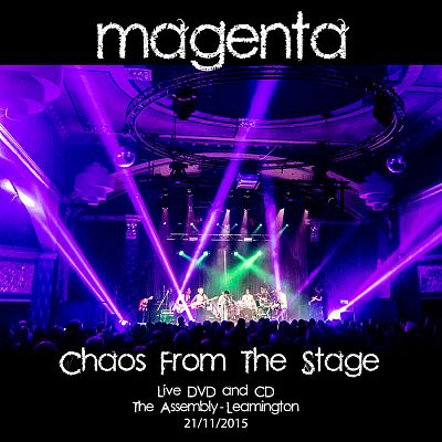 Magenta – Chaos From The Stage